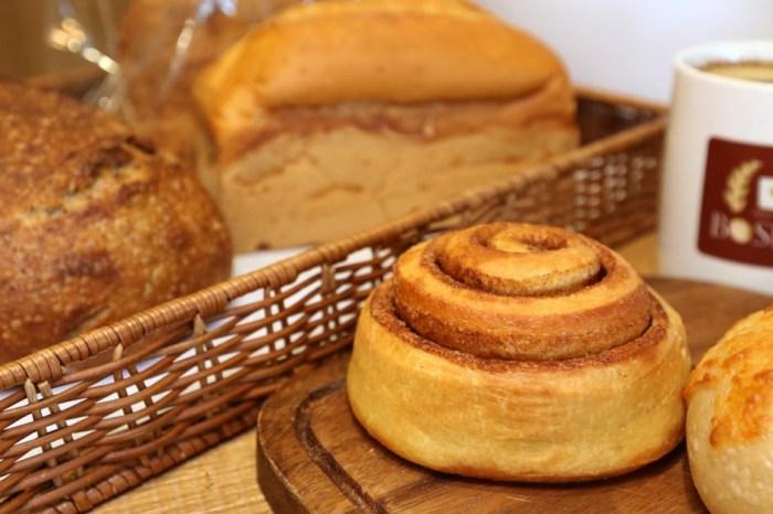 BOSKE Bakery Cafe舊金山風味酸種麵包 走低碳無麩生酮路線的健康麵包坊