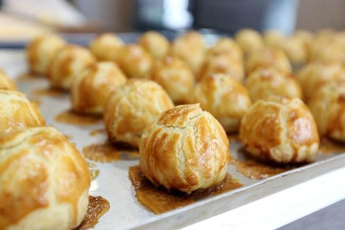 一福堂百年餅店 中秋限定菠蘿蛋黃酥錯過等明年 全新推出珍珠奶茶太陽餅