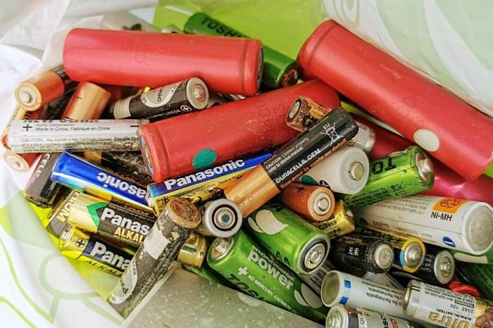 廢電池回收 全家便利商店最划算
