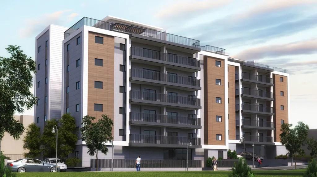 פרויקט לב הנגיד - ברחוב שמואל הנגיד 10-12 פרויקט שנבנה עבורכם מכל הלב נותרו דירות 3-4-5 חדרים מחסן וחניה לכל דירה !!
