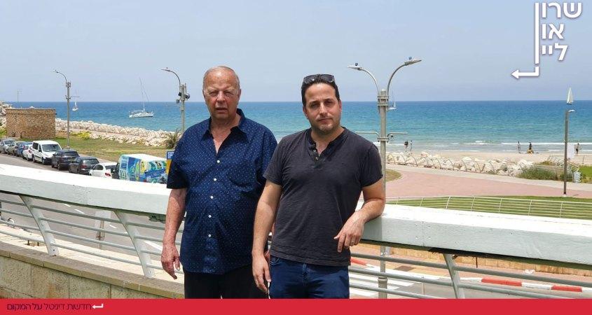 יהודה ואייל אוריאלי בעלי אולם האירועים והשמחות קסיופאה