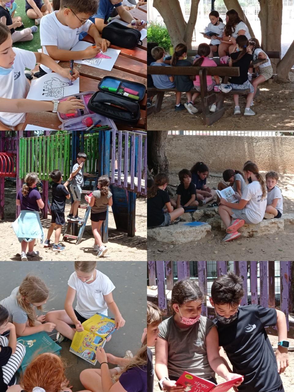 פעילות בית ספר גשר