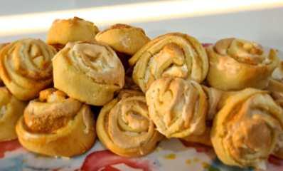 עוגיות שושנים- קמליה שלום