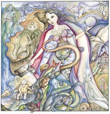 Mother Goddess
