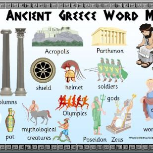 Greek-History-Ancient-word
