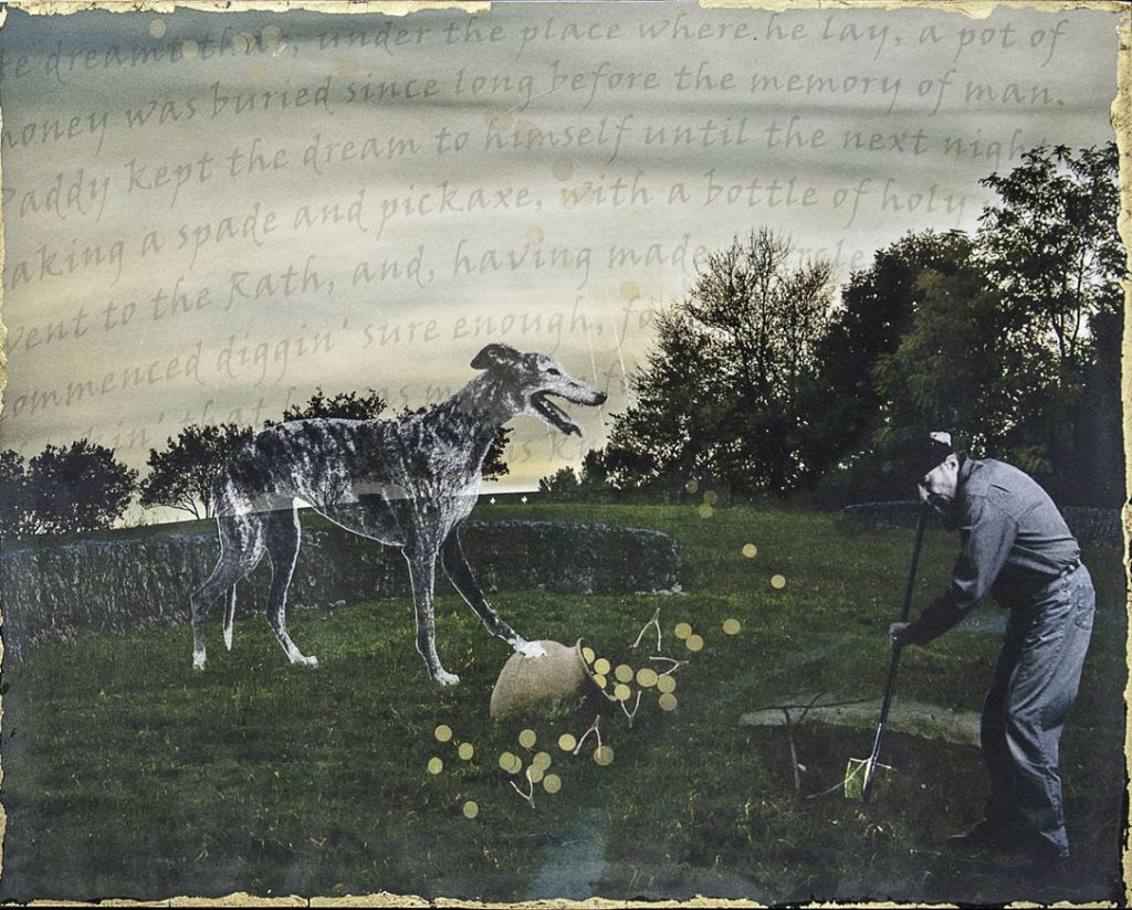 The Greyhound from the Sacrifice Series