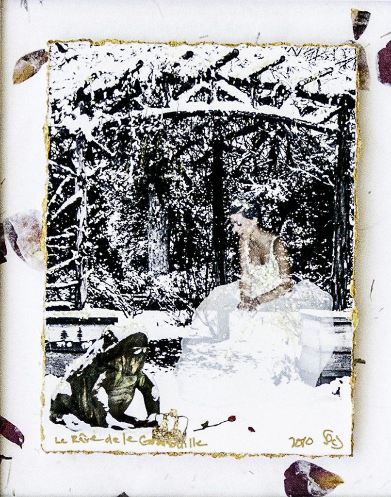 Le Reve de le Grenouille  from A Maid's Tale Series