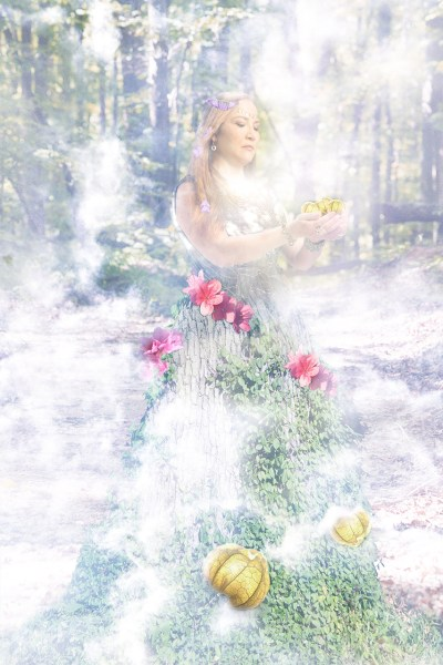 Earth Goddess ©Sharon Popek