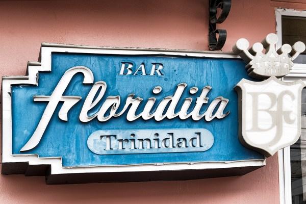 Bar Floridita by Sharon Popek