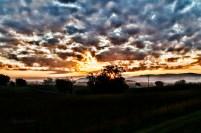 Sunrise over fields 0638sm