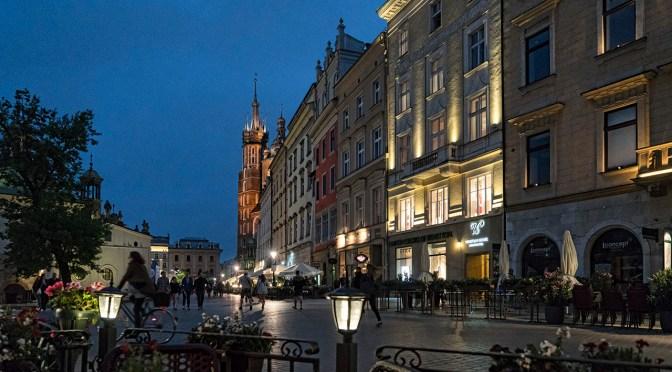 Krakow City Scenes