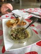 italian wedding and quiche