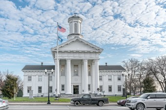 Madison Co. Courthouse ©Sharon Popek