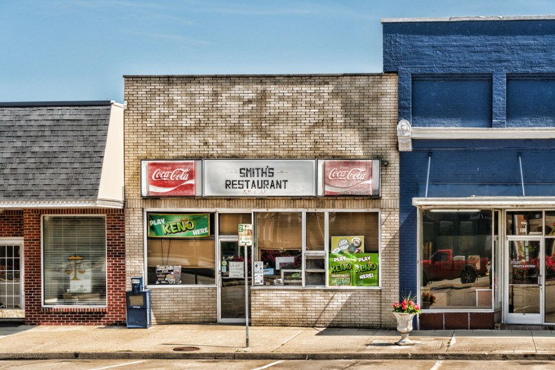 Smith's Restaurant by Sharon Popek