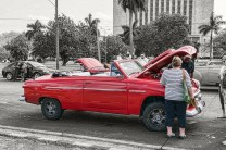 Top Down in Cuba by Sharon Popek