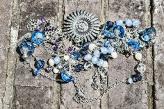 Something Blue by Sharon Popek