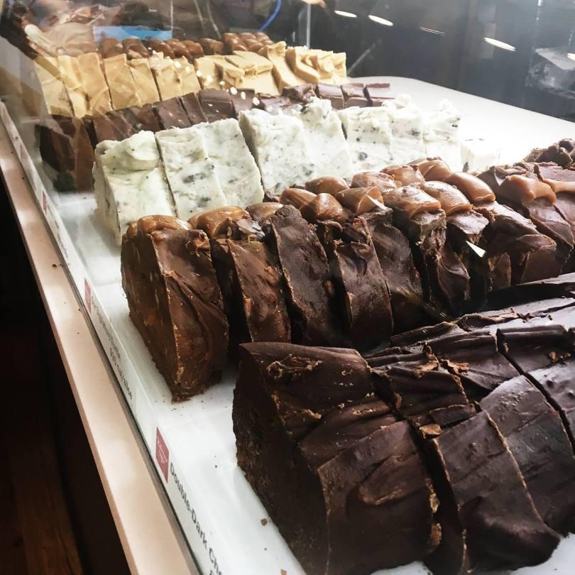 Kilwins Chocolate by Sharon Popek