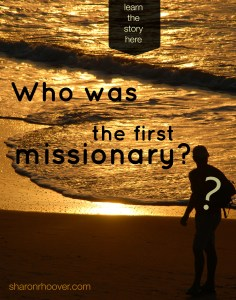 First Missionary