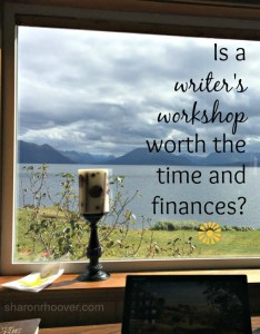As you consider opportunities to grow as a writer, I highly recommend a writer's workshop. I'm partial to the Harvester Island Wilderness Workshop.