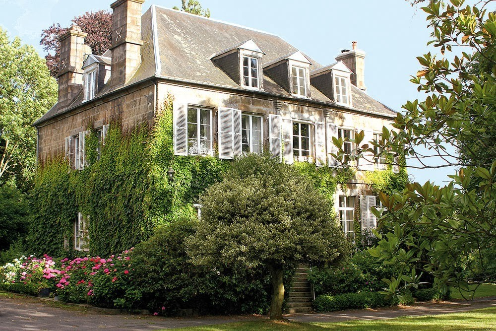 french country architecture