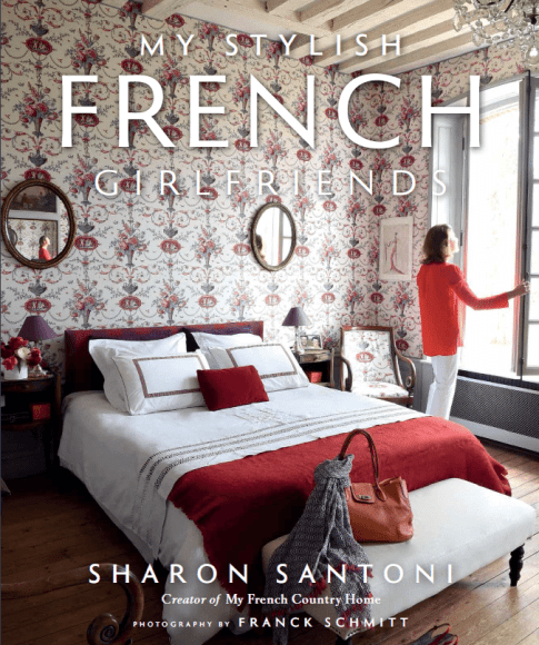 cover of book, My Stylish French Girlfriends