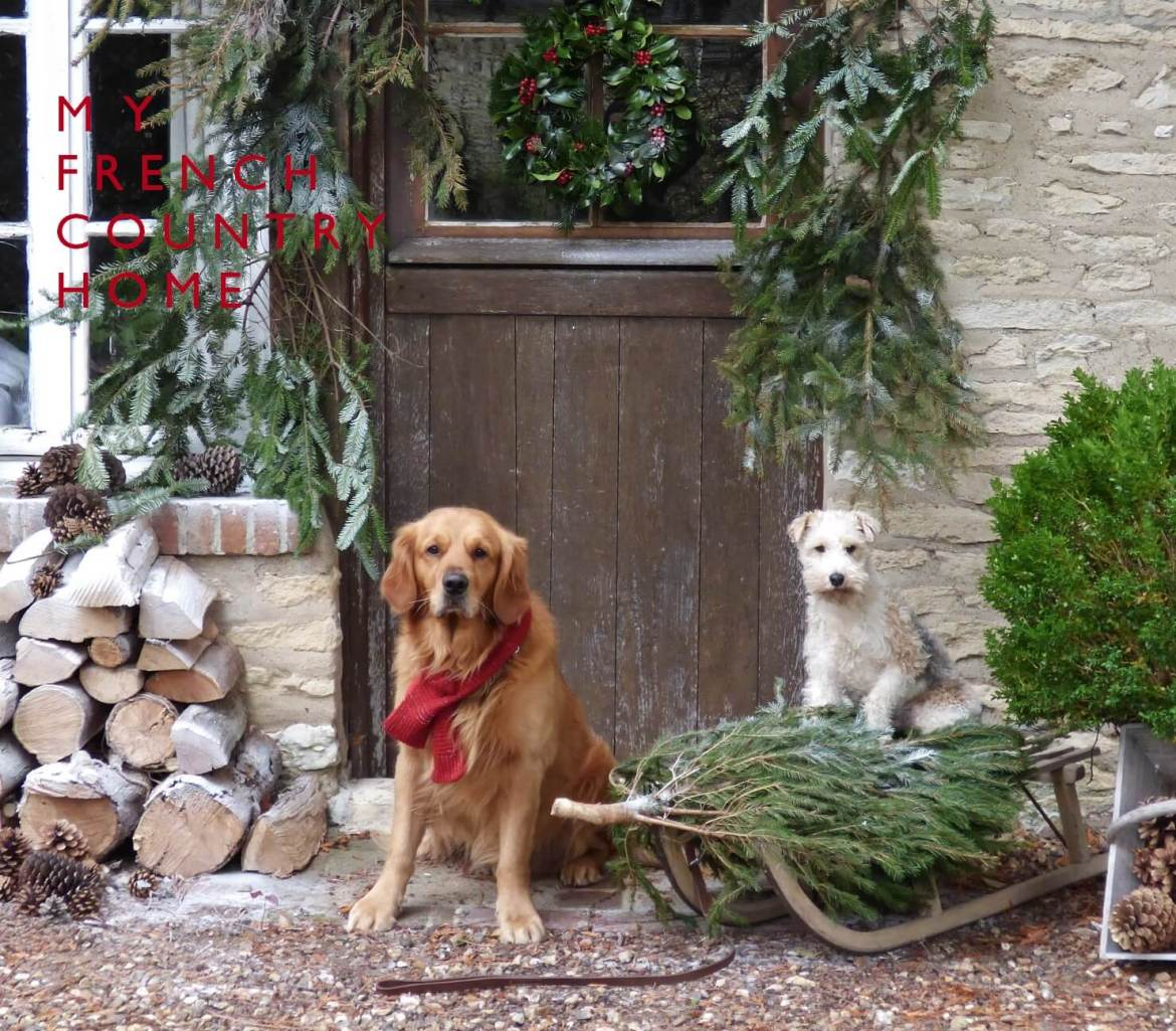 gibson and ghetto wishing happy chirstmas from normandy