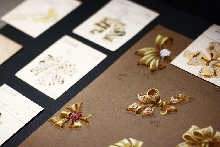 van cleef and arpels as part of the MFCH luxury and antique tour
