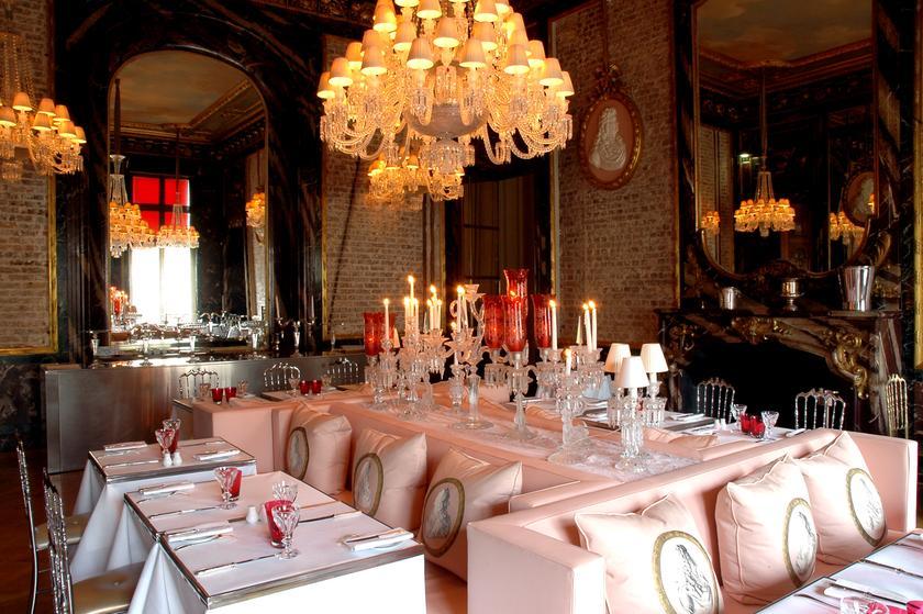restaurant baccarat paris