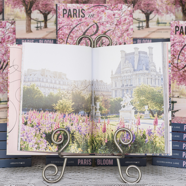 photo of Paris from Paris in Bloom