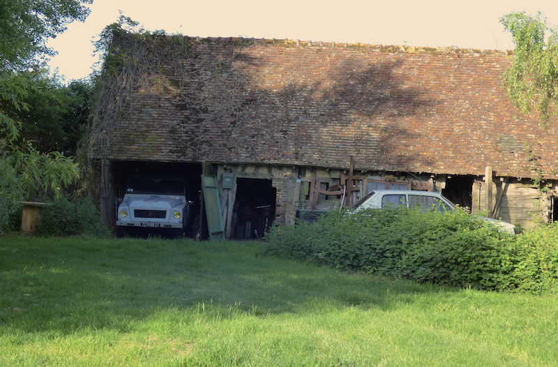 barn house for sale in normandy
