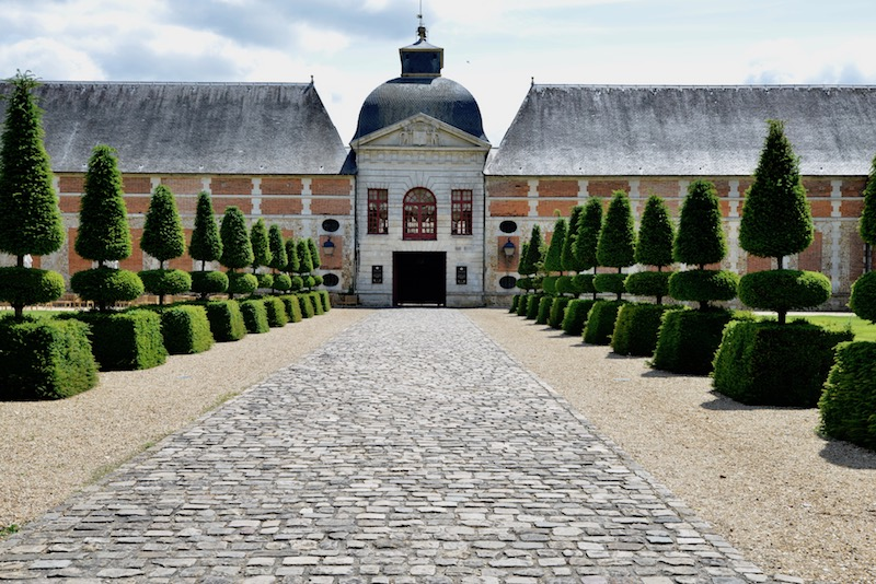 chateau champ de bataille normandy