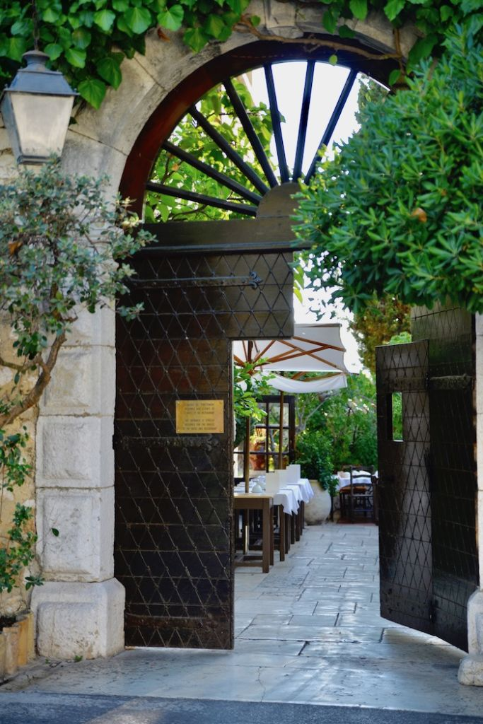la colombe d'or st paul de vence my french country home
