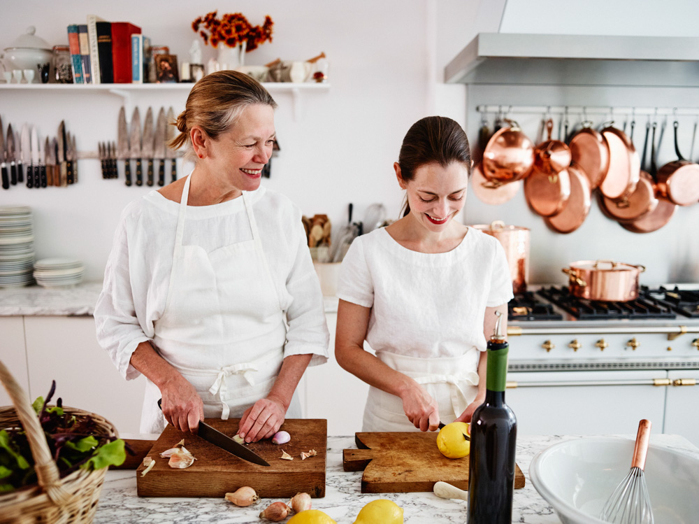 Marjorie and Kendall, The Cook's Atelier- MY FRENCH COUNTRY HOME