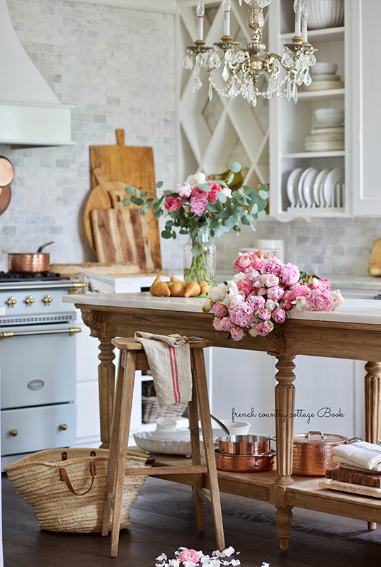 French Country Cottage by Courtney Allison