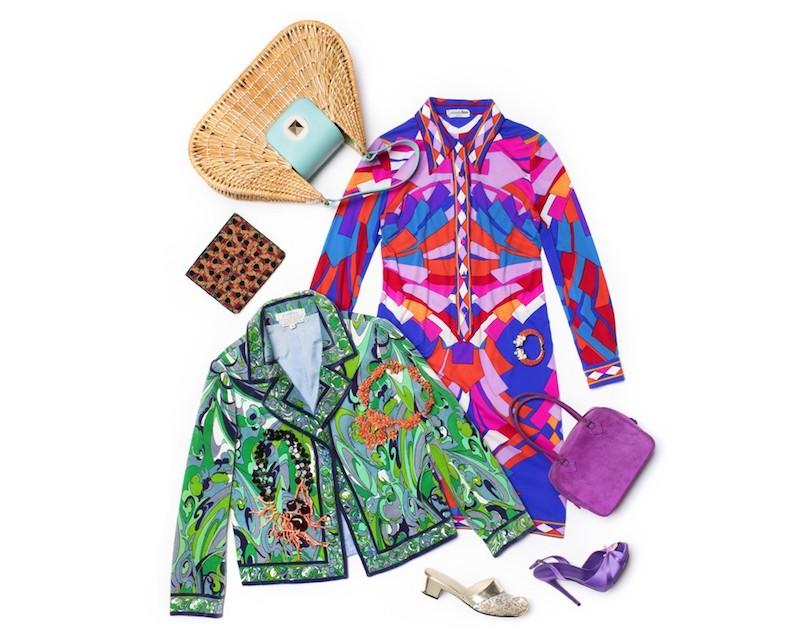 clothes Jackie in capri