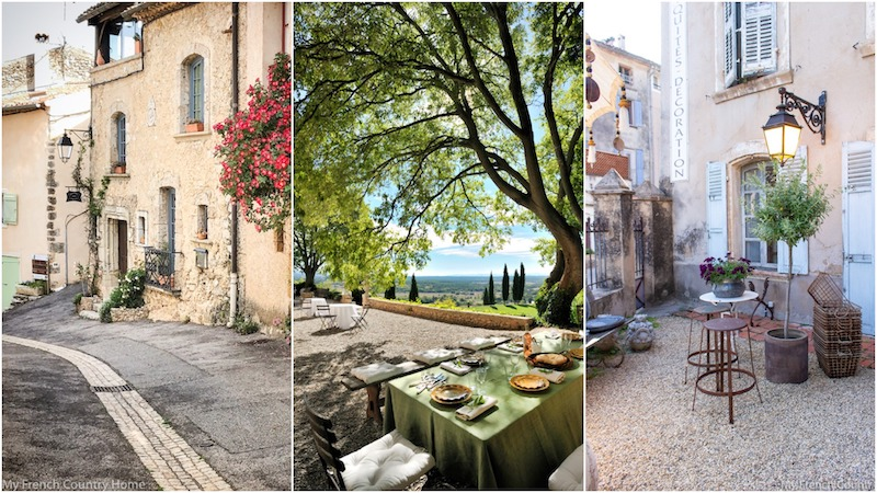 My French Country Home - Tours in France - Provence Tour- Chateau Moissac