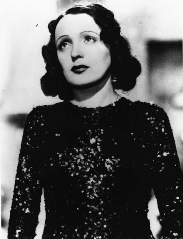 famous french singer edith piaf
