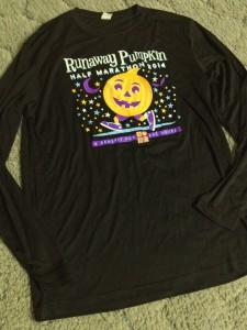 Runaway Pumpkin - T-Shirt