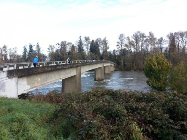 EWEB Run to Stay Warm - Bridge