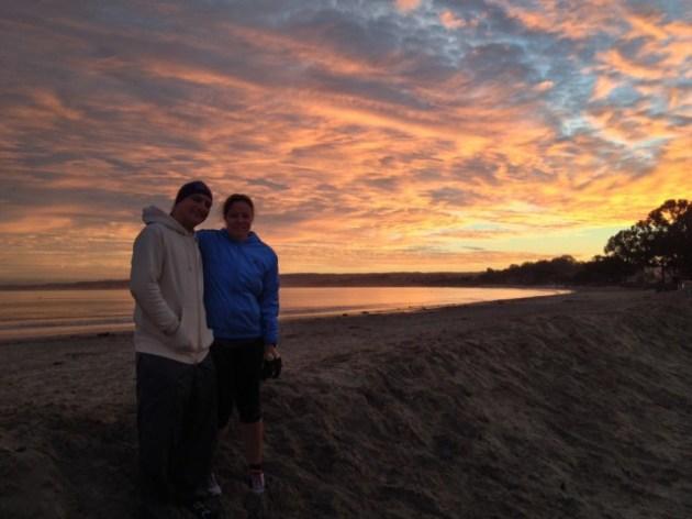 Big Sur -  Sunrise