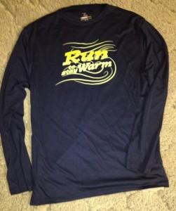 EWEB Run to Stay Warm - T-Shirt