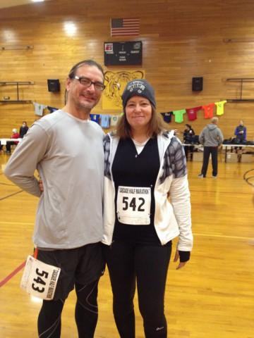 Cascade Half-Marathon - Smug