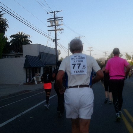 #37 Hollywood Half Marathon