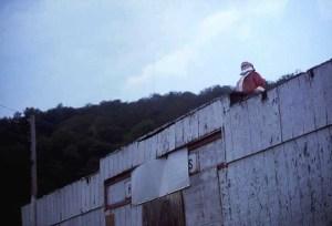 Santa sees all copy