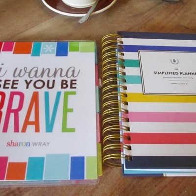 A New Year, A New Planner: It's All About the Book!