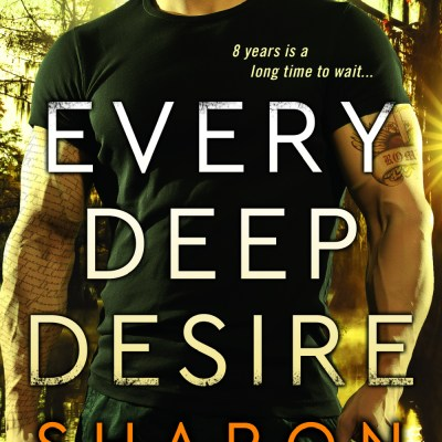 Cover Reveal: Every Deep Desire by Sharon Wray