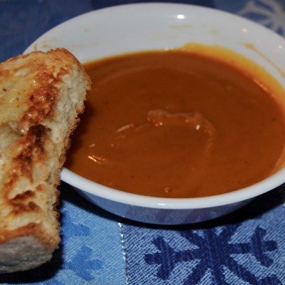 The Hungry {Romance} Writer: Butternut Squash & Bacon Soup