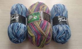Drops Fabel ~ Shoreline [914] & Opal Regenwald [8467] ~ Kongo Sally