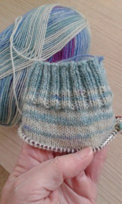 first-knitted-socks-7
