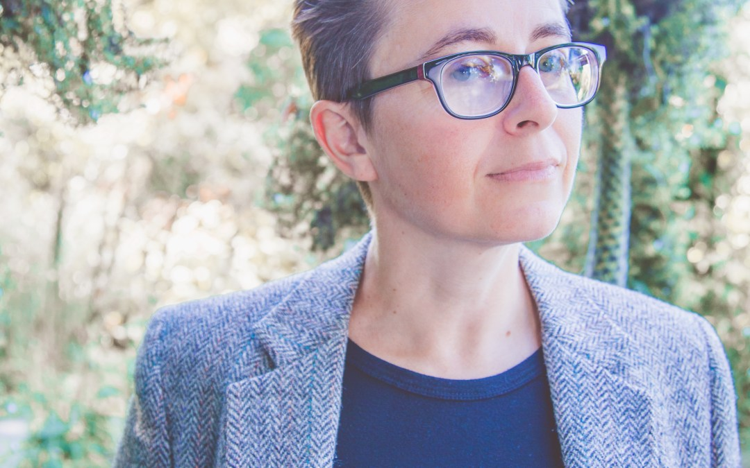 'LIFE IS A BARN DANCE WITHOUT A CALLER': BRIGHTON AUTHOR, ALLIE ROGERS, TALKS ABOUT HER DEBUT NOVEL, LITTLE GOLD AND STAYING TOO LONG ON THE BUS